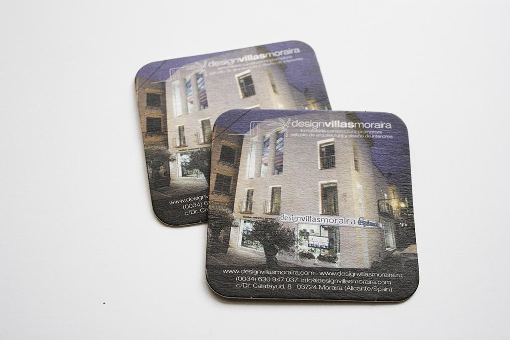 Posavasos personalizado Design Villas by Archicercle