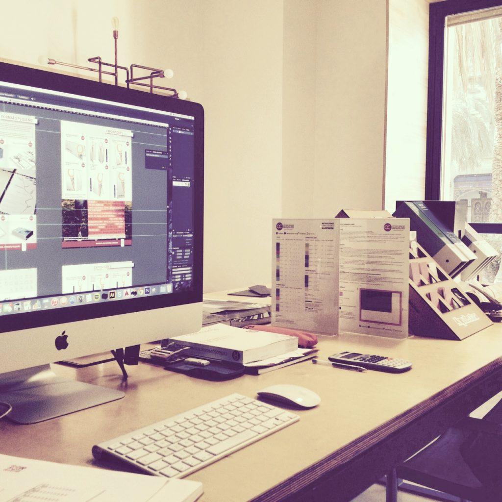 Espacio de trabajo y diseño archicercle