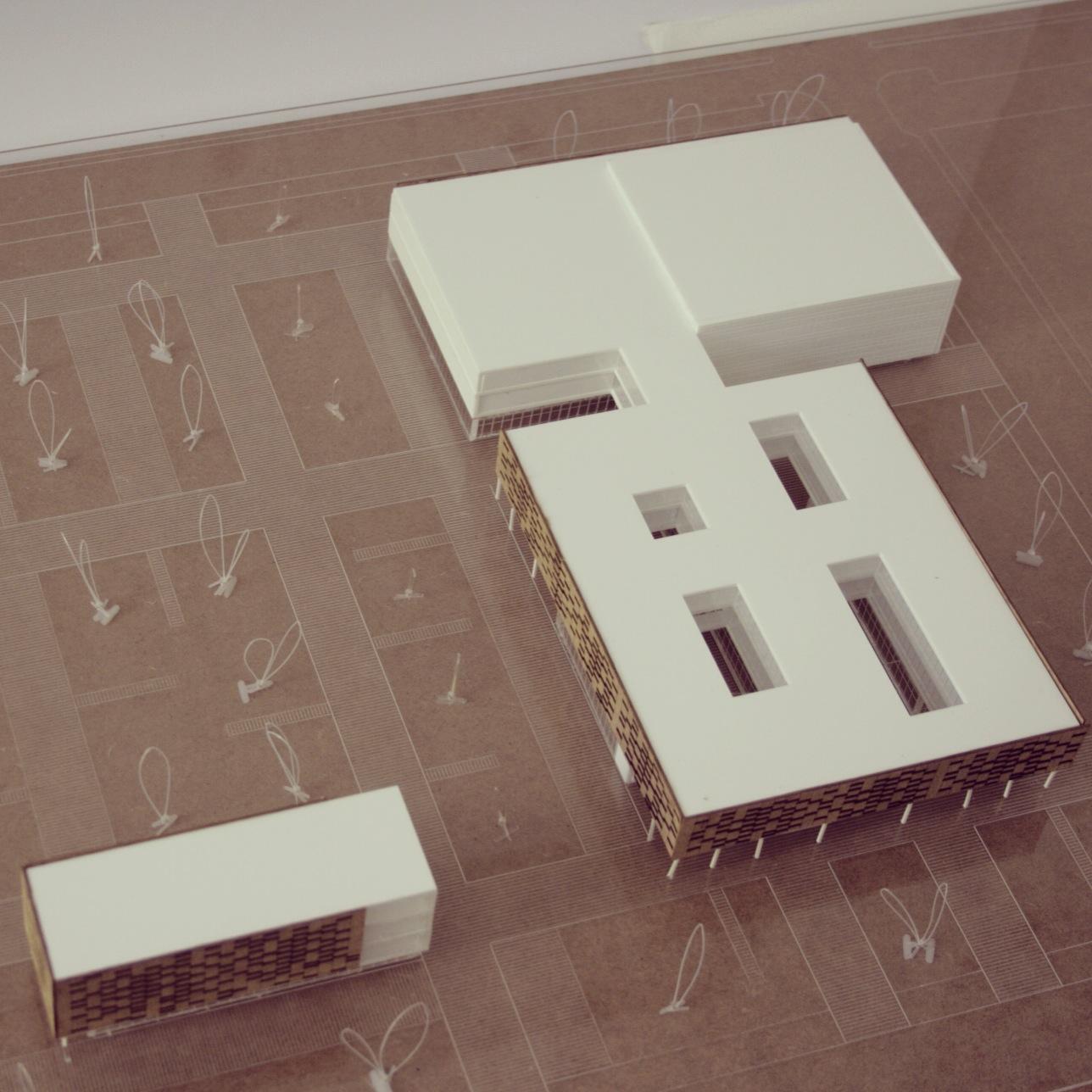 Visualización arquitectónica PFC by Archicercle