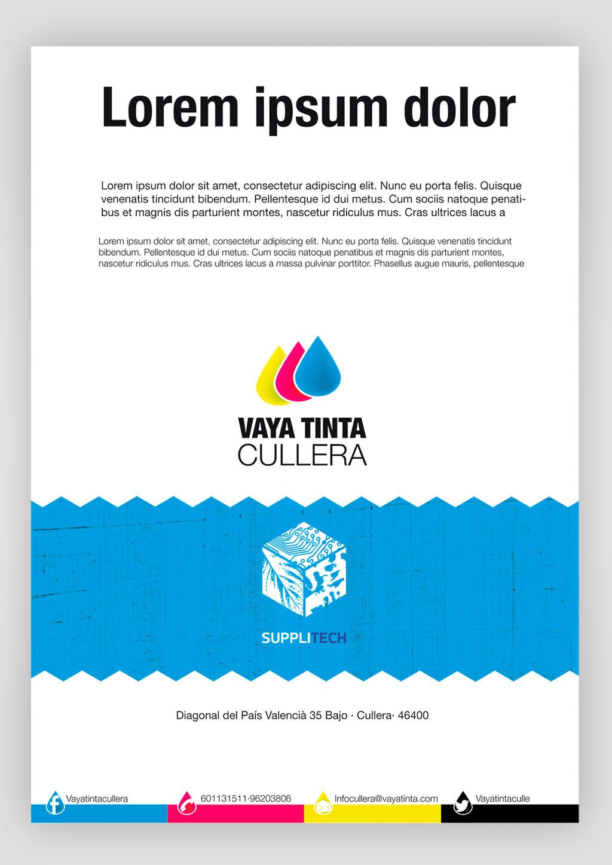 Vaya tinta by Archicercle