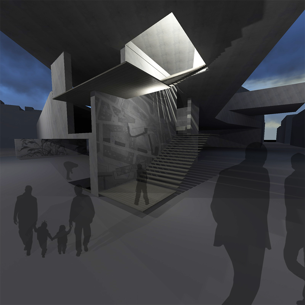 Proyecto Museo del agua by Archicercle