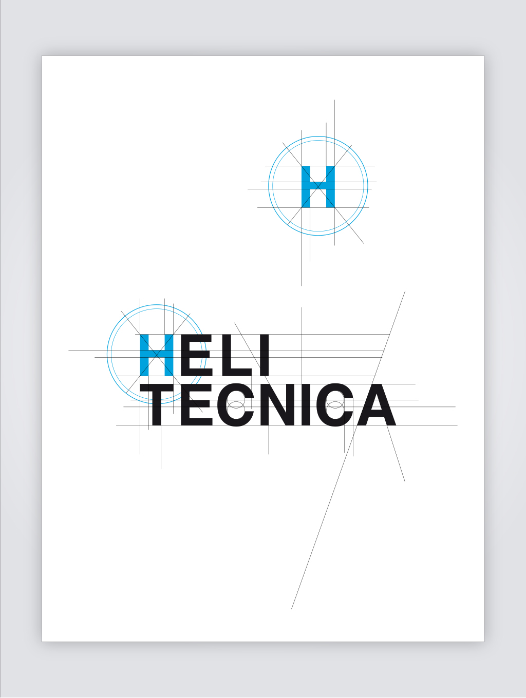 Logo Heliotecnica by Archicercle