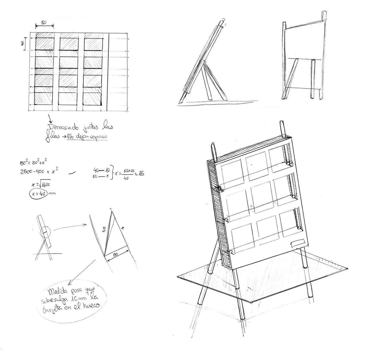 Diseño sistemas expositivos comarca Matarraña by Archicercle