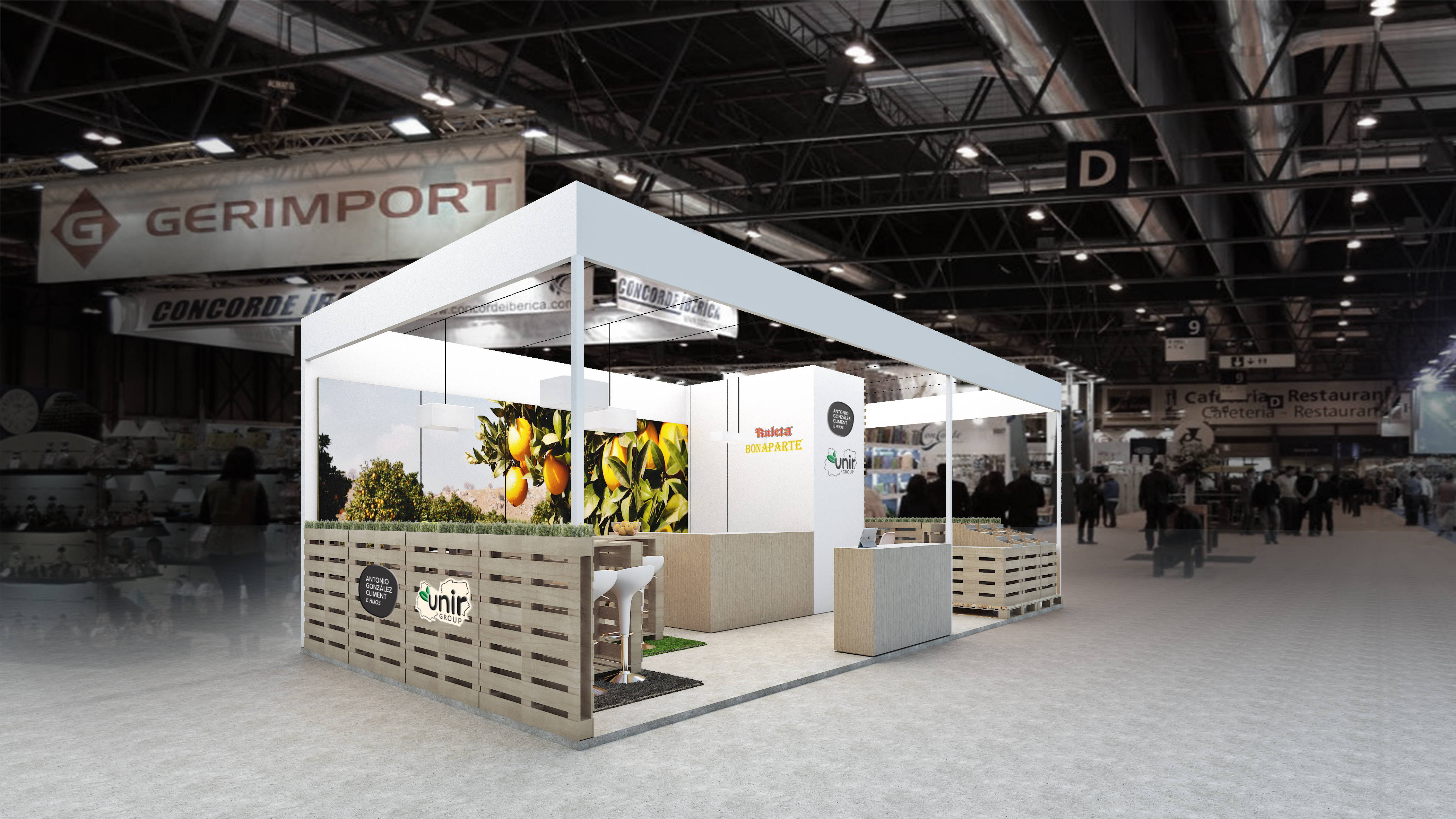Archicercle STAND fruit atraction_02