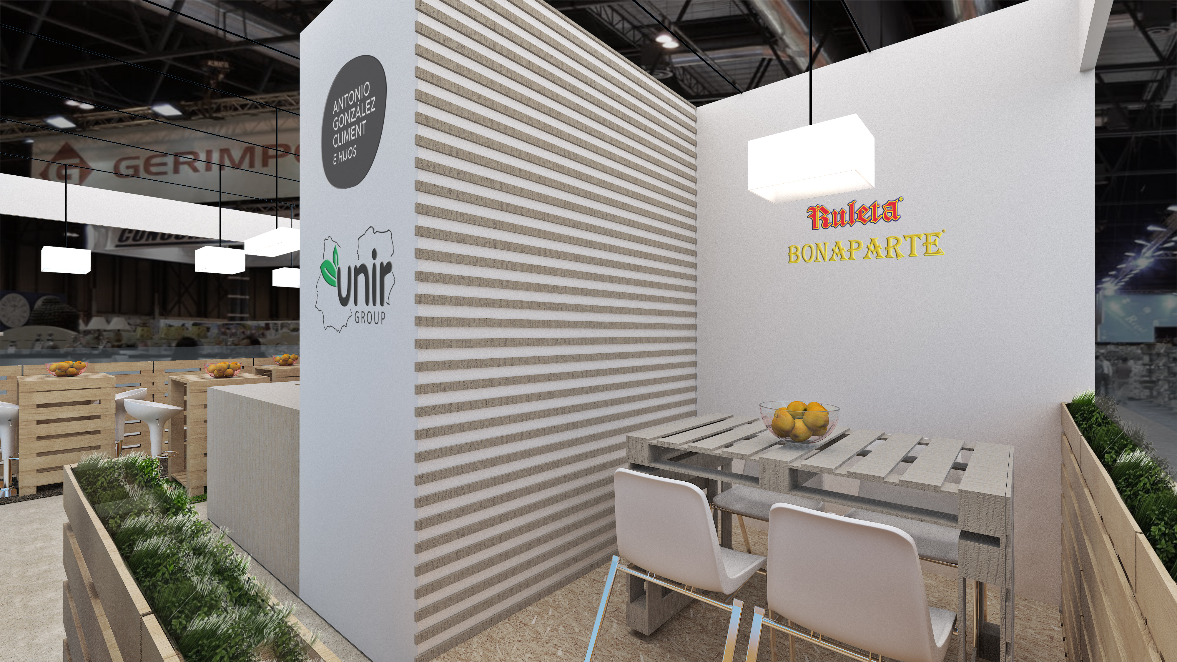 Archicercle STAND fruit atraction_03
