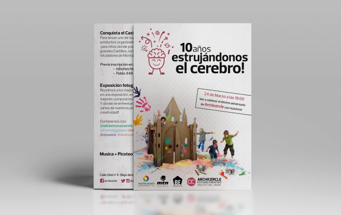 archicercle flyer evento 1