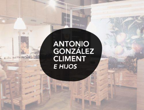 Stand Antonio Gonzalez e Hijos – Stand fruit atraction