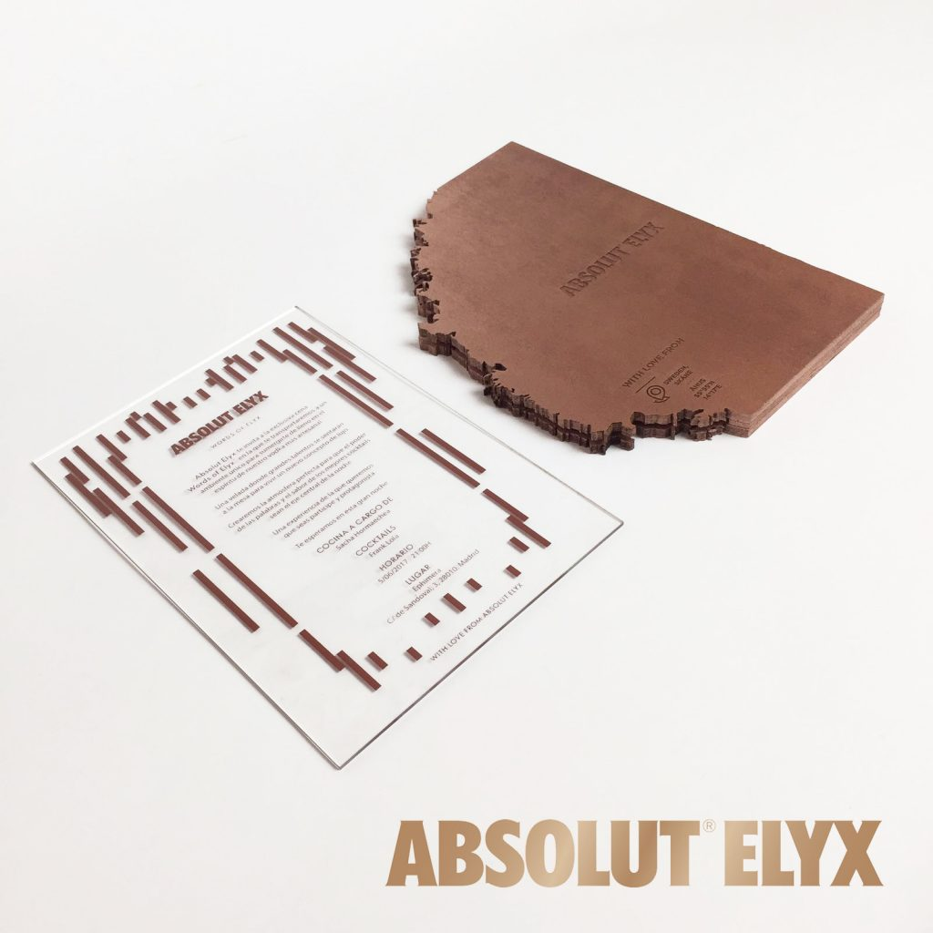 archicercle - invitaciones absolut