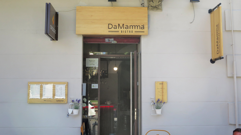 archicercle - damamma fachada
