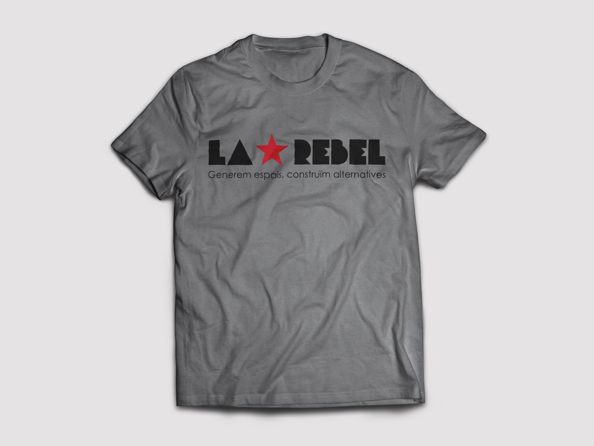 archicercle - camiseta la rebel