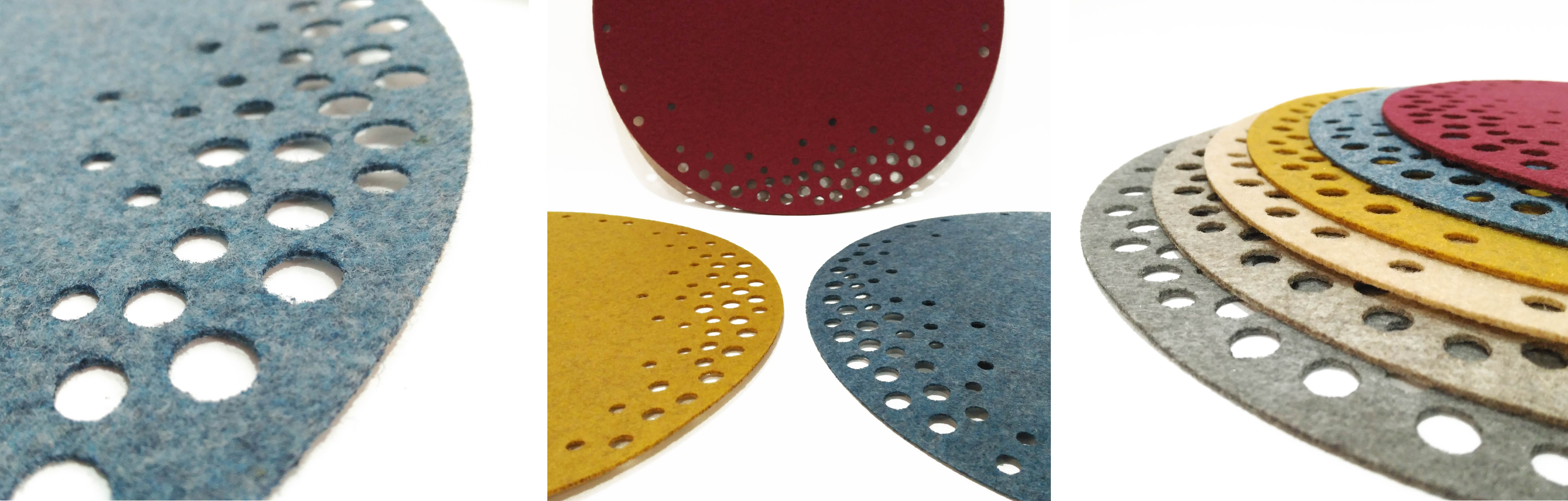 archicercle - seat mat detalle
