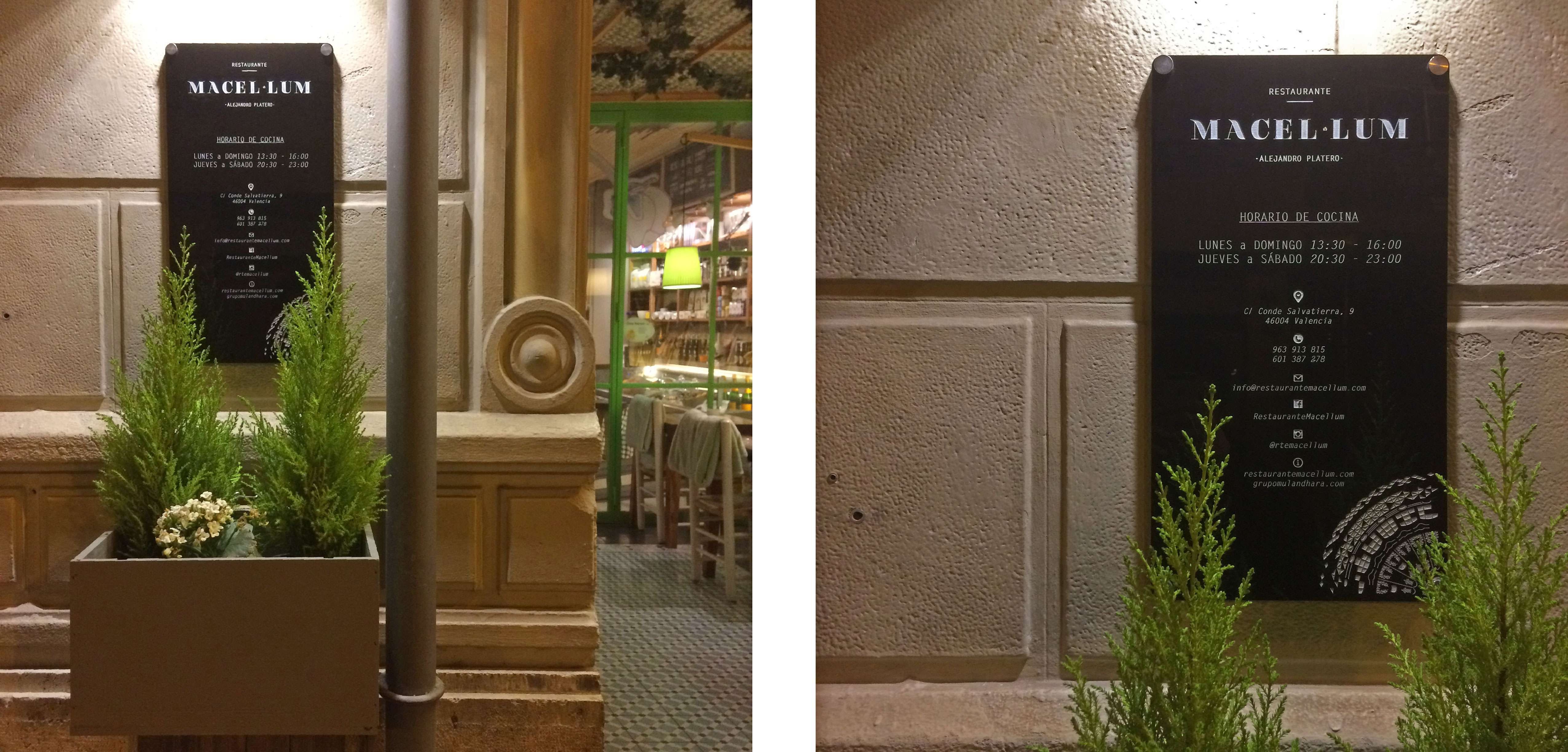 Archicercle - Macel·lum restaurant