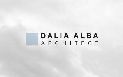 Diseño Banner Dalia Alba Architect