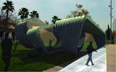 Visualización arquitectónica compleja - Archicercle
