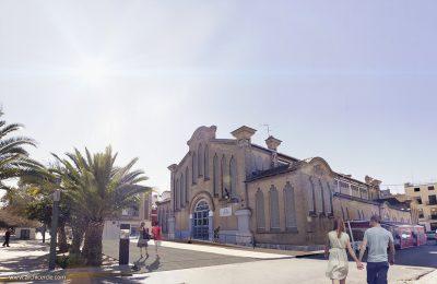 infografías ayuntamiento Villanueva de Castellón by Archicercle