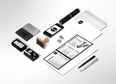 MockUp Blanc i Negre by Archicercle