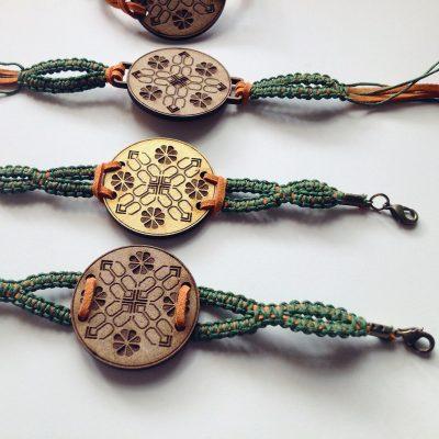 Diseño pulseras artesanales by Archicercle