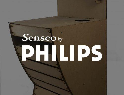 Il cafinito – Senseo – Philips