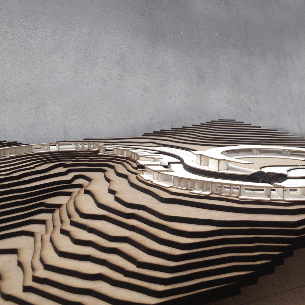 maquetas arquitectura archicercle