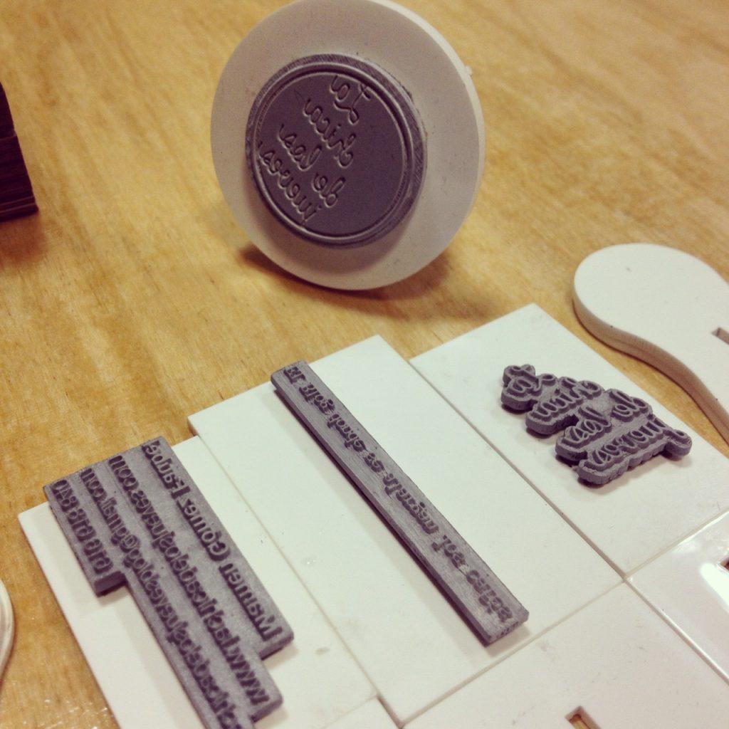 fabricación de sellos y cuños archicercle