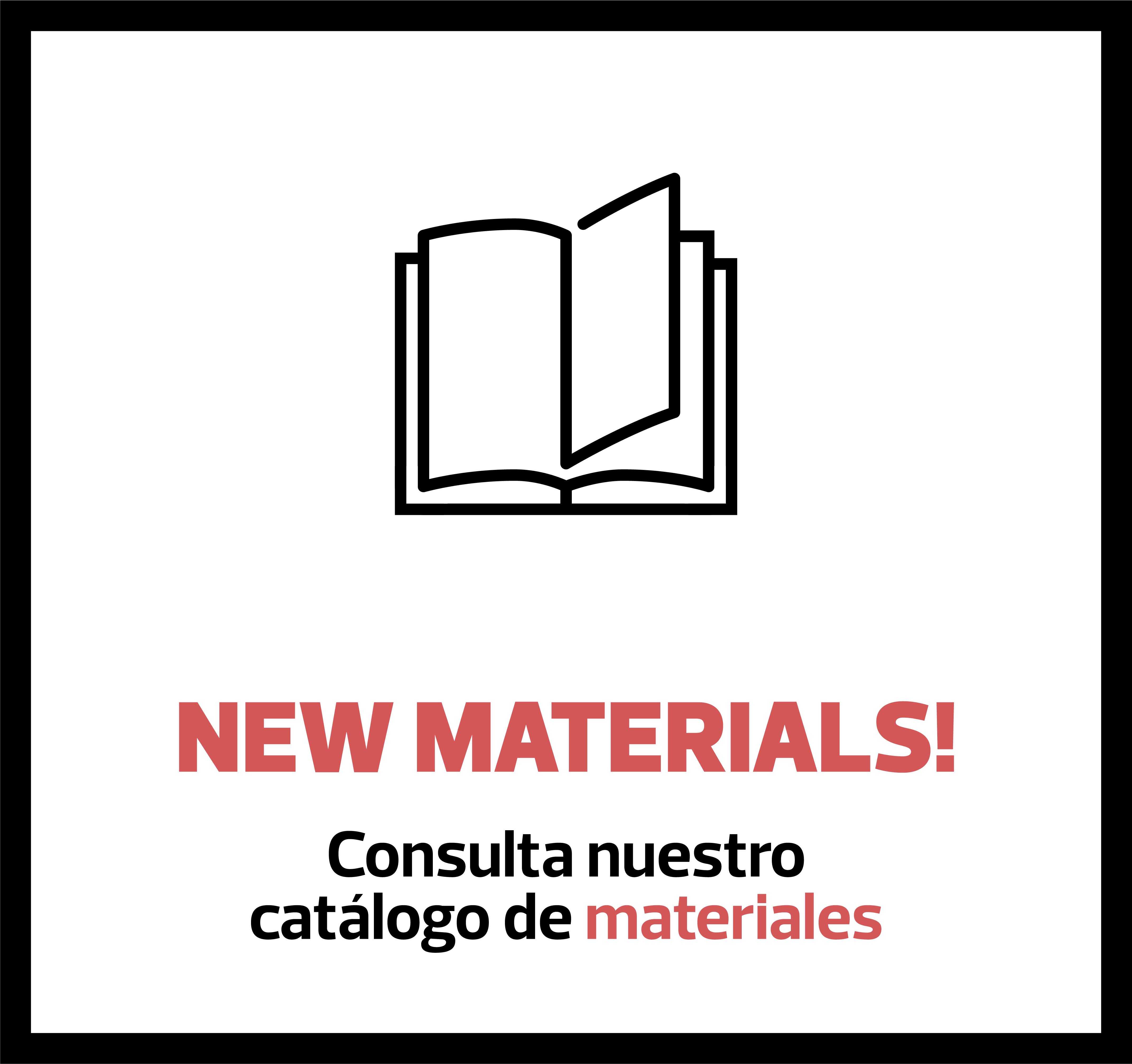 Archicercle nuevos materiales