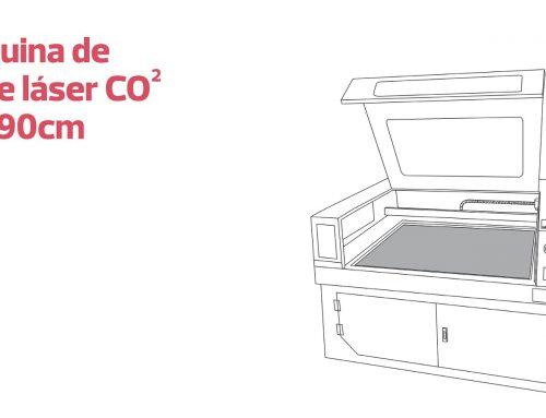 Oferta máquina corte y grabado láser 60×90