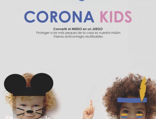 CoronaKids Mask