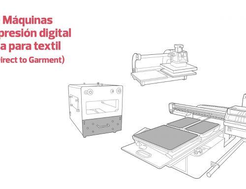 Oferta Kit máquinas para imprimir camisetas y textiles